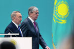 Нұрсұлтан Назарбаев  пен  Қасым-Жомарт Тоқаев