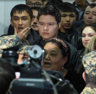 Потасовка произошла между подсудимыми во время вынесения приговора в Алматы