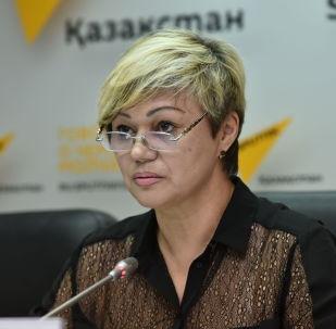Руководитель проекта Молочного союза Казахстана Сауле Жанкина