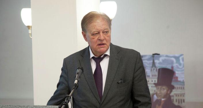 Директор Российского центра науки и культуры в городе Нур-Султан Константин Воробьев