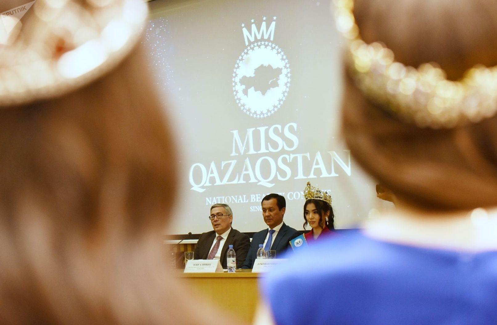 Жюри отберет пятерку финалисток, а первую красавицу страны выберут сами казахстанцы онлайн и sms-голосованием