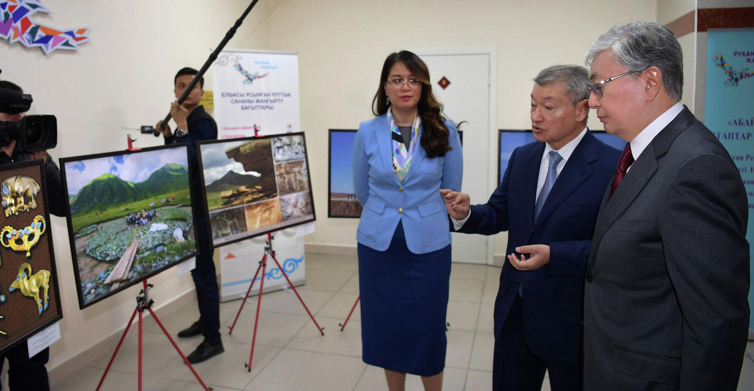 Встреча Касым-Жомарта Токаева с общественностью Семея