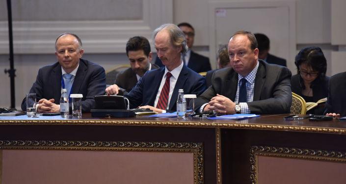 Двенадцатый раунд переговоров по Сирии состоялся в Нур-Султане
