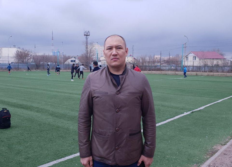 Отандастар қорының вице-президенті Мағауия Сарбасов