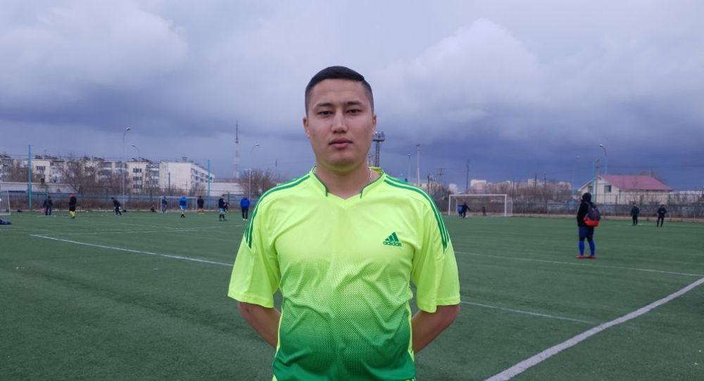 Өзбекстан қазағы Илгиз Хамитов