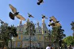 Свято-Вознесенский собор в Алматы