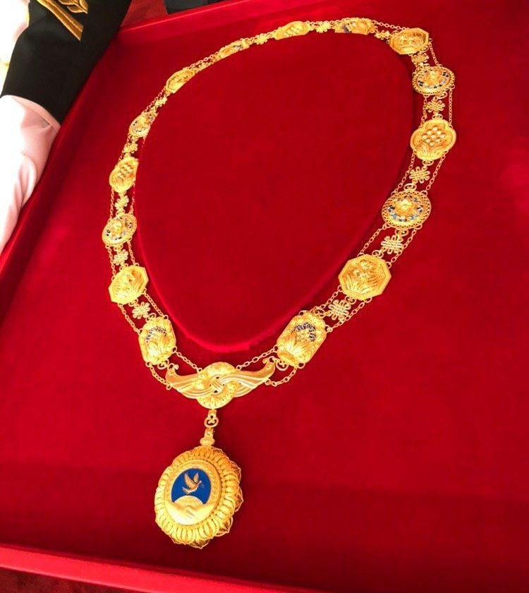 Орден Дружбы – высшая государственная награда Китая для иностранных граждан