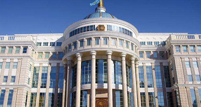 Архивное фото резиденции президента Акорда