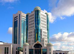 Архивное фото парламента РК