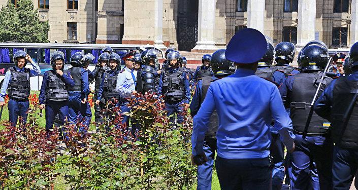 Митинг в Алматы 21 мая 2016г/Архив