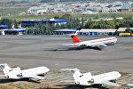 Аэропорт Шымкента. Архивное фото