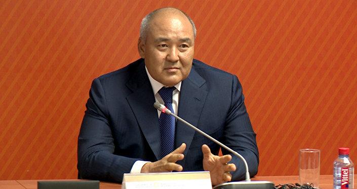 Умирзак Шукеев - заместитель премьер-министра, министр сельского хозяйства