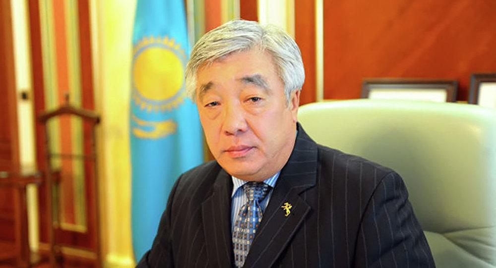 Министр иностранных дел Казахстана Ерлан Идрисов