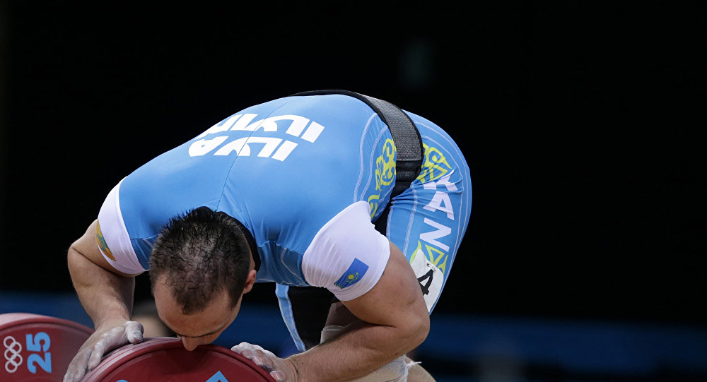 ОИ - 2012. Тяжелая атлетика. Мужчины. До 94 кг