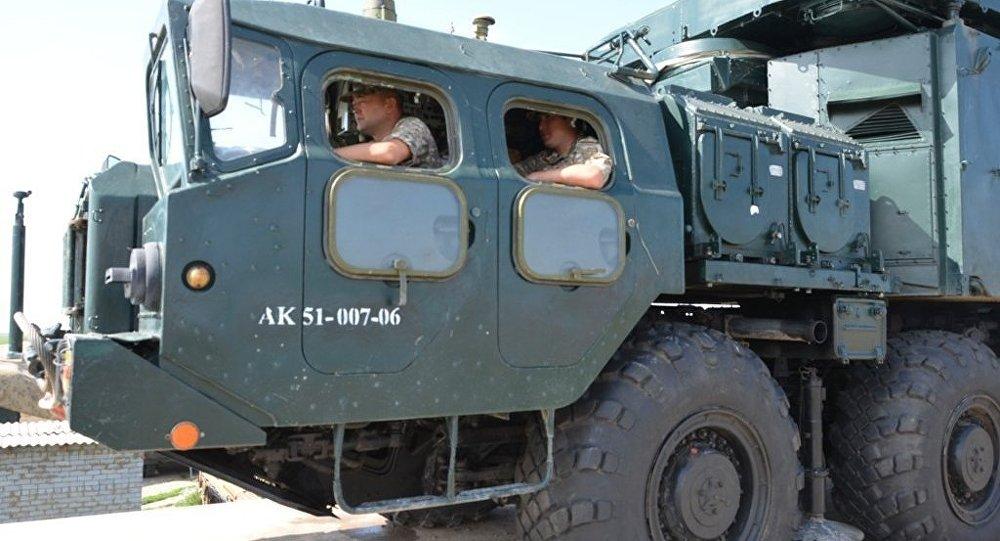 Войска ПВО ВС Казахстана