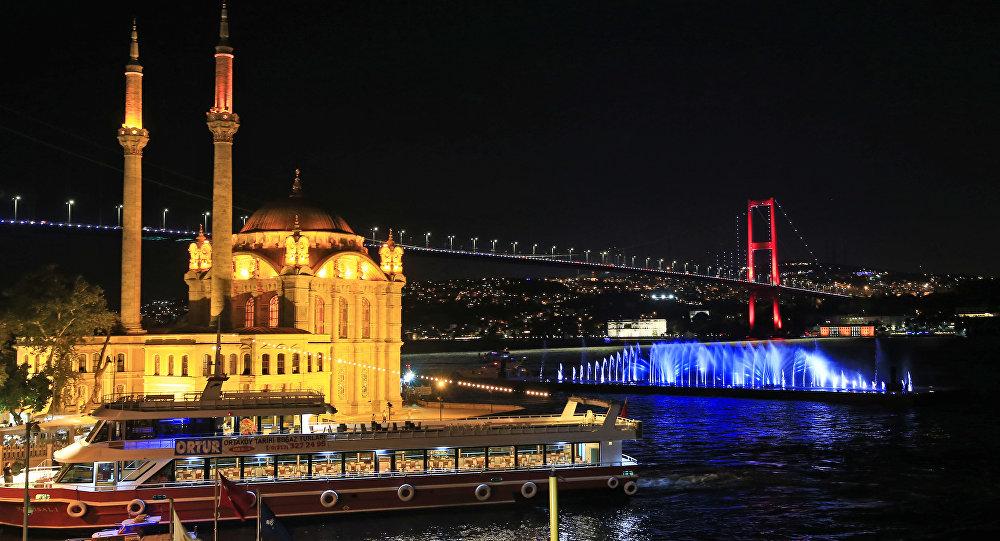 Стамбул, Турция. Архивное фото.