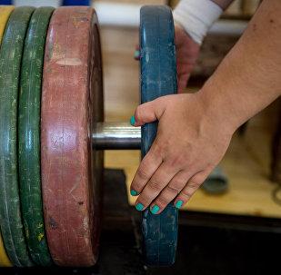 Ауыр атлетика