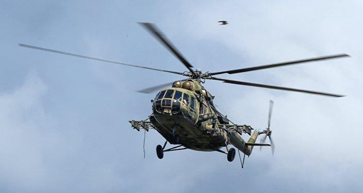 Вертолет Ми-8ПП