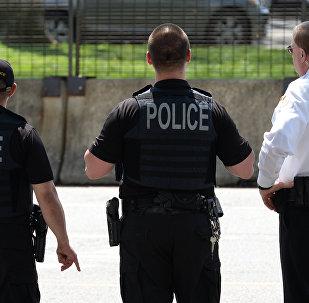 Архивное фото полиции США