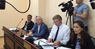 Сейтказы и Асет Матаевы в суде