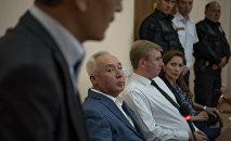 Суд над Сейтказы и Асетом Матаевыми