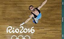 Казахстанский тяжелоатлет Ниджат Рахимов.