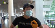 Эксперимент с посылками в аэропорту