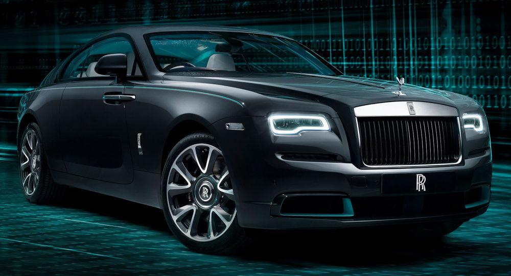 Тайны шифра Rolls-Royce
