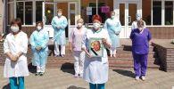 Врачи городской больницы города Кокшетау вспоминают коллегу - доктора Исаева