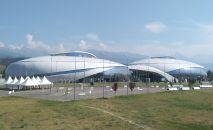 Стационар на базе Халык Арена