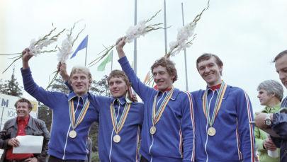 Победители Московской Олимпиады