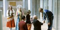 Мәскеу Олимпиадасында жеңімпаздарды марапаттау салтанаты
