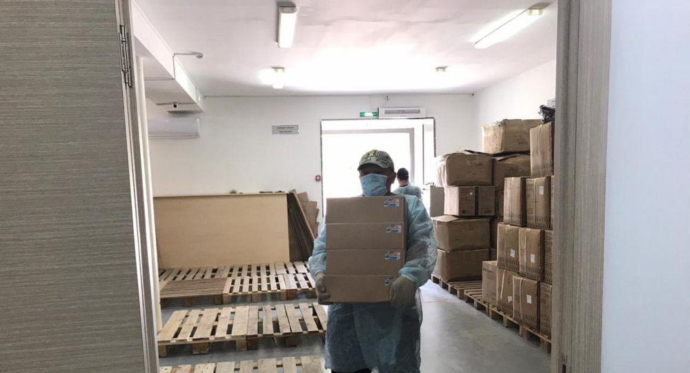 В аптеки Павлодарской области поступают лекарства против пневмонии и коронавируса