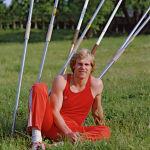 Олимпийский чемпион, победитель Кубка мира, Всемирной Универсиады в метании копья Дайнис Кула.