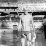 Член сборной команды СССР по плаванию, серебряный призер зимнего чемпионата СССР 1980 года в плавании на 200 метров вольным стилем, бронзовый призер на 400-метровой дистанции Ивар Стуколкин.