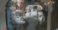 Космонавты МКС вышли в открытый космос - прямая трансляция