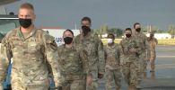 Солдаты США проверяют готовность к экстренному развертыванию в Польше