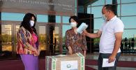 Гуманитарная помощь в ЕНУ