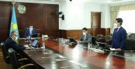 Багдат Мусин назначен первым вице-министром цифрового развития и врио министра