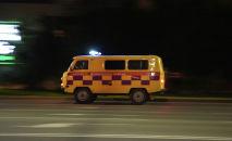 Автомобиль скоро помощи в Нур-Султане