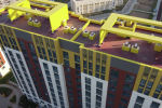 Многоквартирный жилой комплекс в столице