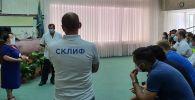 Российские врачи прибыли в Костанайскую область