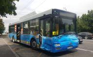Автобус в маске