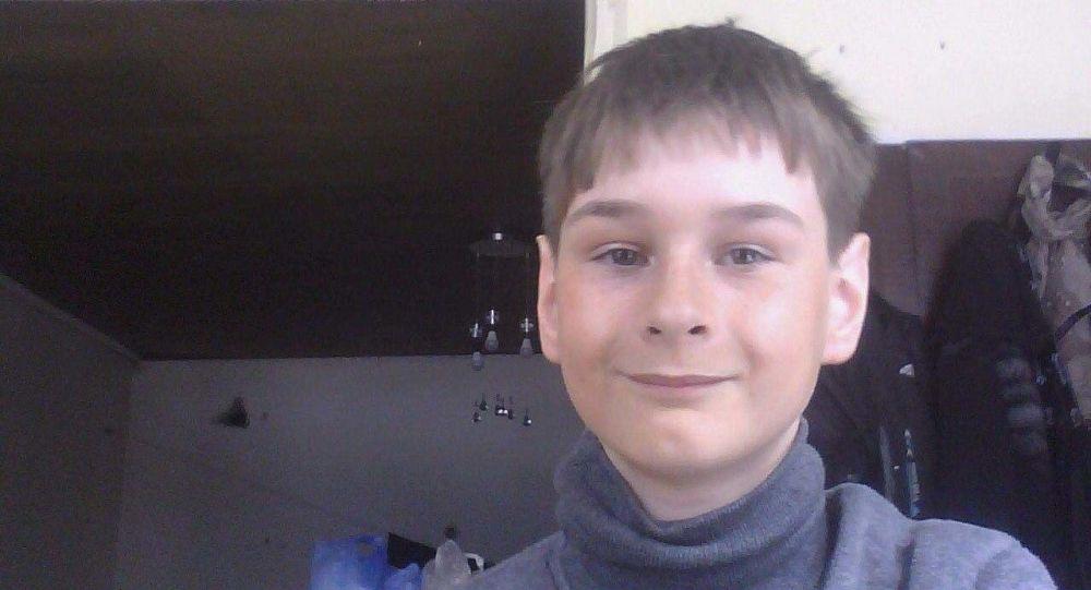 Казахстанский подросток Илья Пилпани пропал в Грузии 18 июля