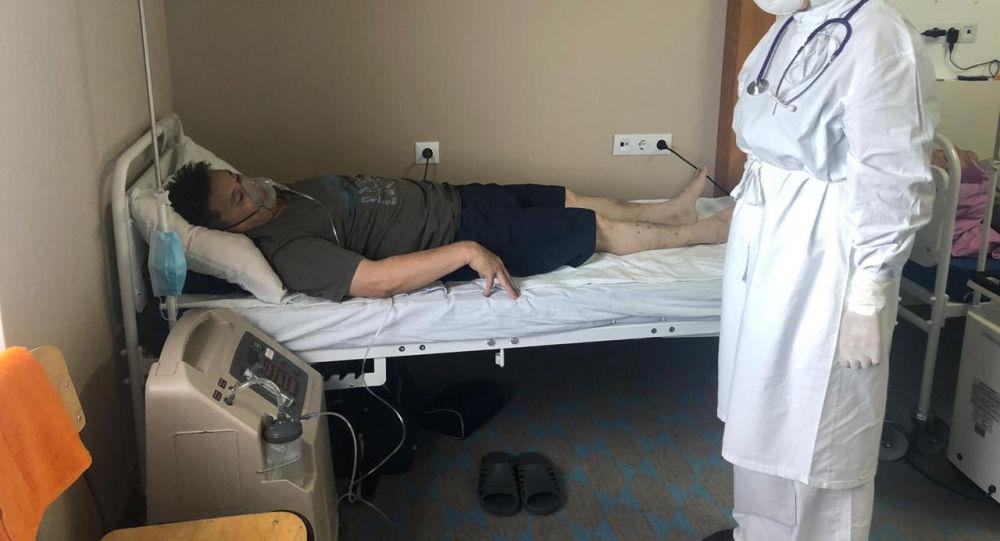 Многофункциональные кровати поступили в инфекционный стационар Нур-Султана