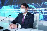 Глава Фонда социального медицинского страхования Болат Токежанов