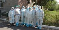 В Павлодар прибыла делегация врачей из Новосибирска