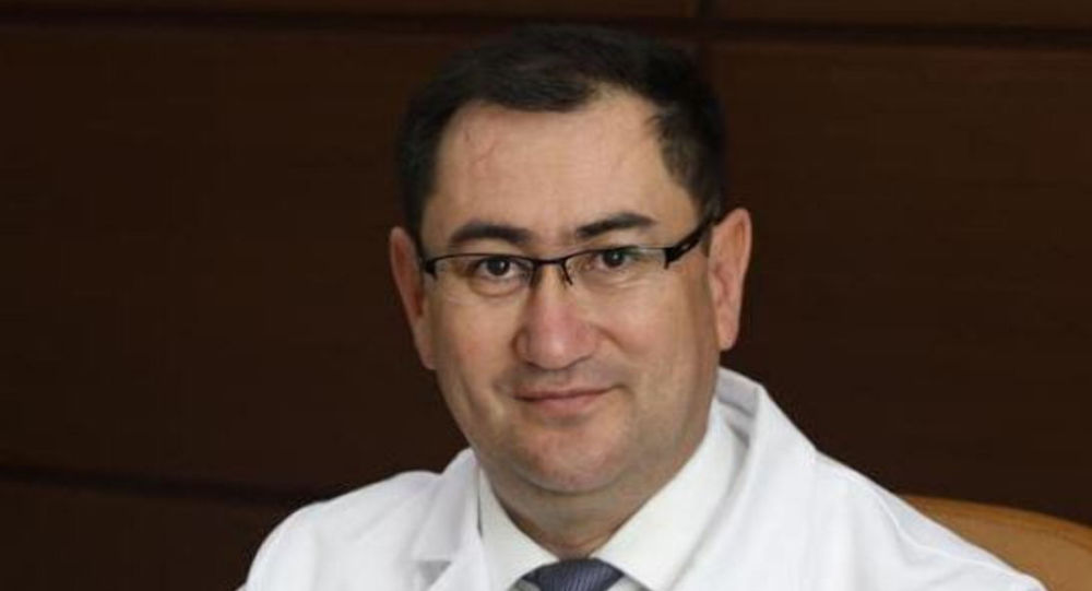 Тимур Муратов, глава управления общественного здоровья Нур-Султана