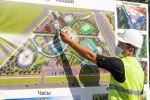 Строительство нового парка