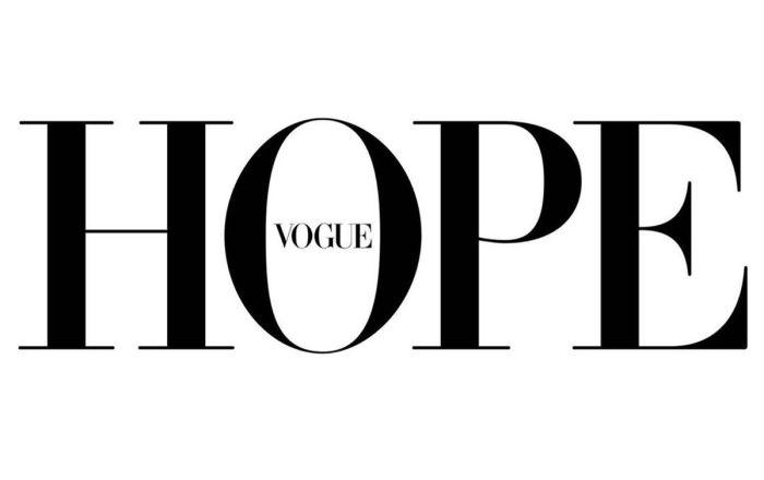 26 изданий Vogue по всему миру объединились для создания проекта о надежде